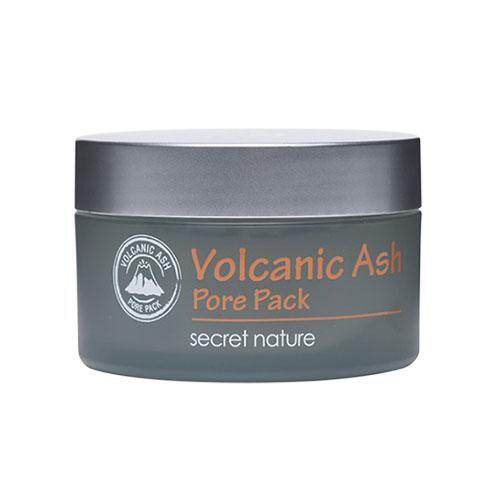 SECRET NATURE Volcanic Ash Pore Pack 100g