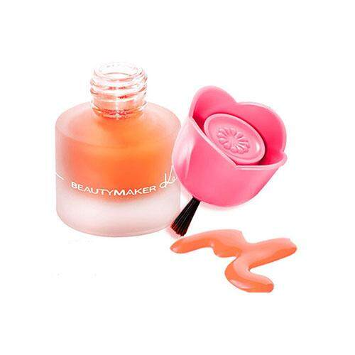 BEAUTYMAKER Pink Sweety Cheek Stain 5ml - Passion Tangerine