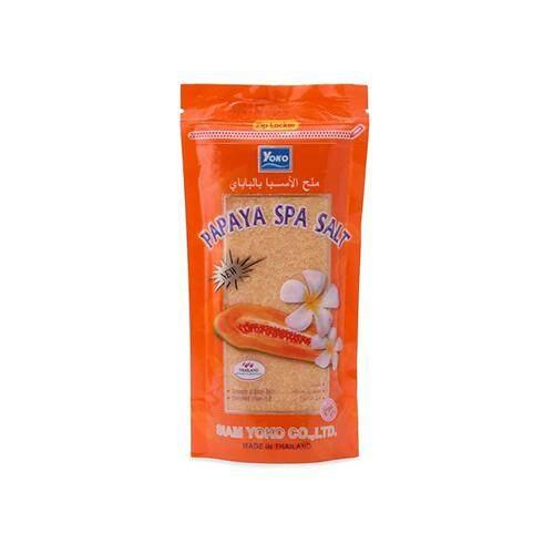 YOKO Spa Milk Salt 300g - Papaya