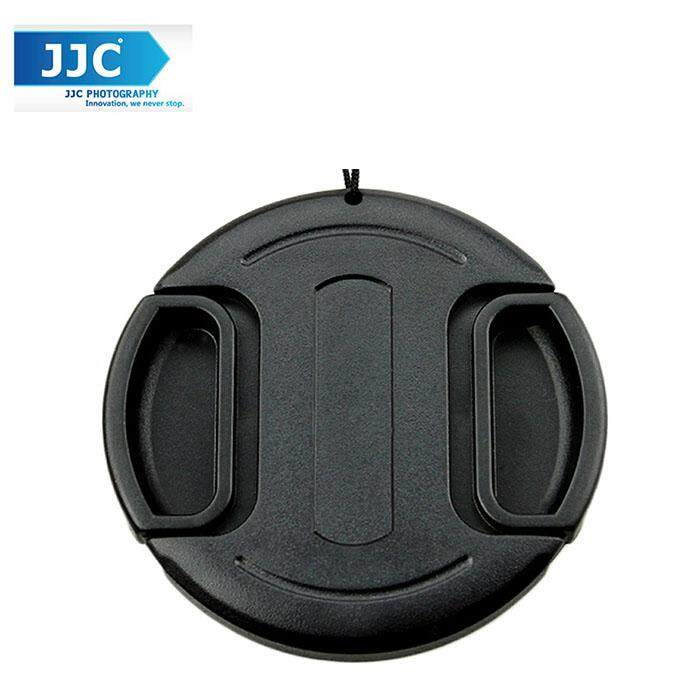 JJC LC-82 Universal 82mm Lens Cap Cover for Canon Nikon Sony Fujifilm Camera