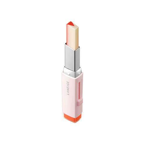 LANEIGE Two Tone Tint Lip Bar 2g - 02 Tangerine Slice