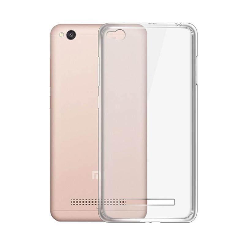 TPU Silicone Gel Soft Case for Xiaomi Redmi 5A (Transparent)