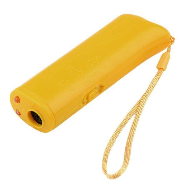 GOOD Ultrasonic Anti Bark Barking Dog Training Repeller Control Trainer device - intl