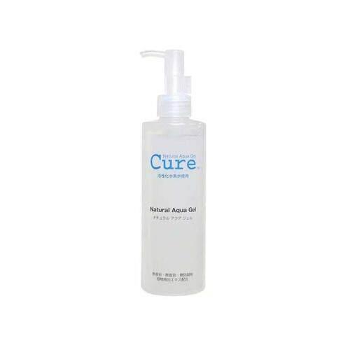 CURE Natural Aqua Gel Exfoliator 250ml