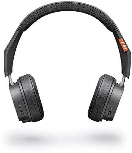 Plantronics Backbeat 505 Bluetooth Headset- Dark Grey/ Grey/ White