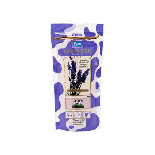 YOKO Spa Milk Salt 300g - Lavender Extract