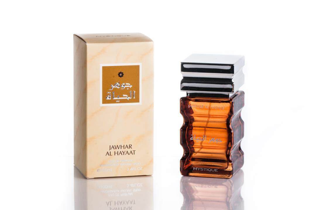 Jawhar Al Hayat Oud Perfume 100ml for men perfume for men