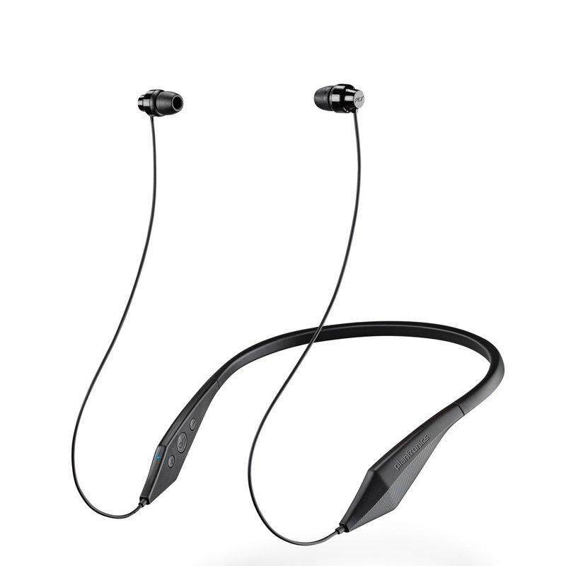 Plantronics BackBeat 105 Bluetooth Headset - Black