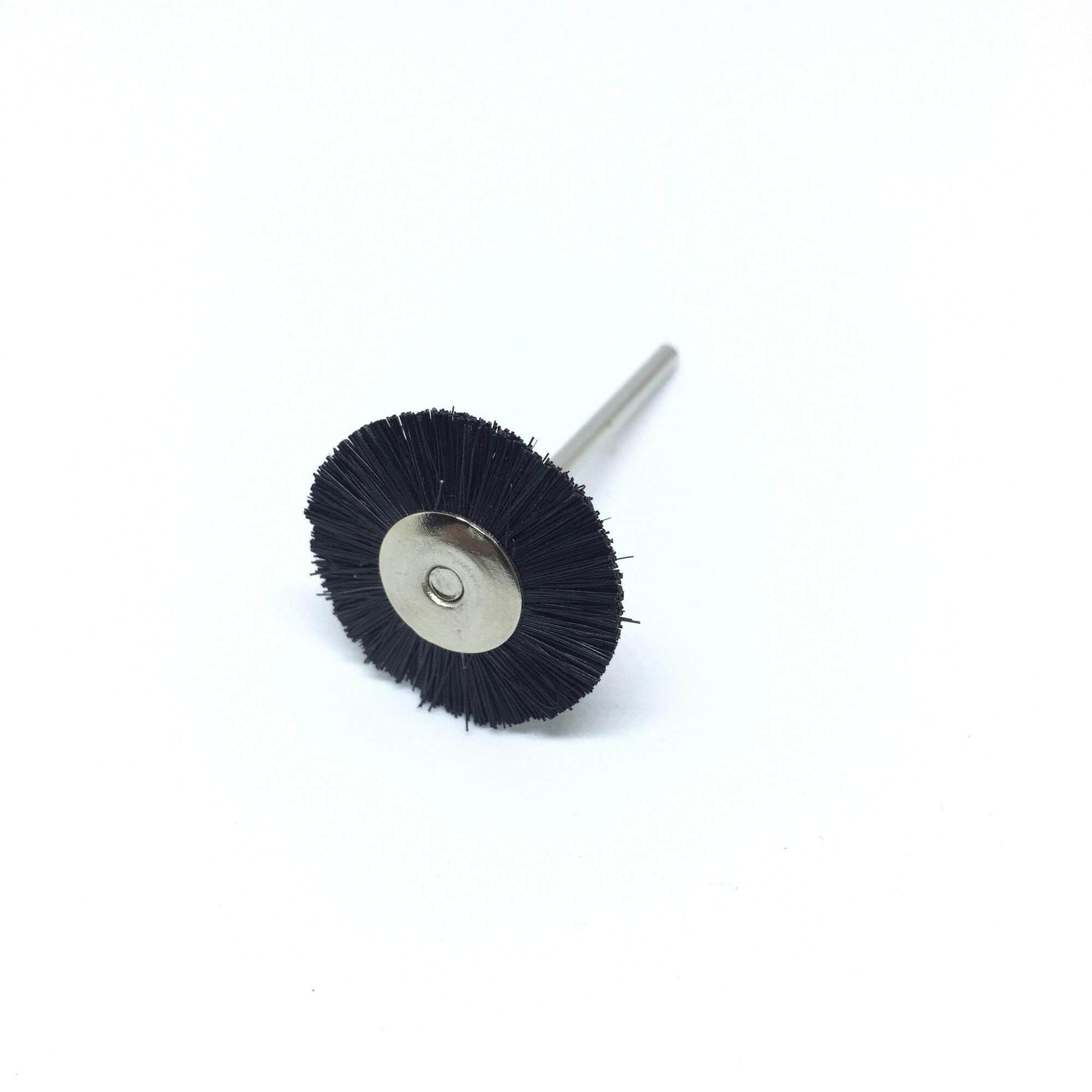 5pcs Mini Rotary Polishing Plastic Brush
