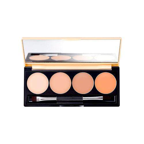 BEAUTYMAKER Perfect Concealer Palette 1.7g
