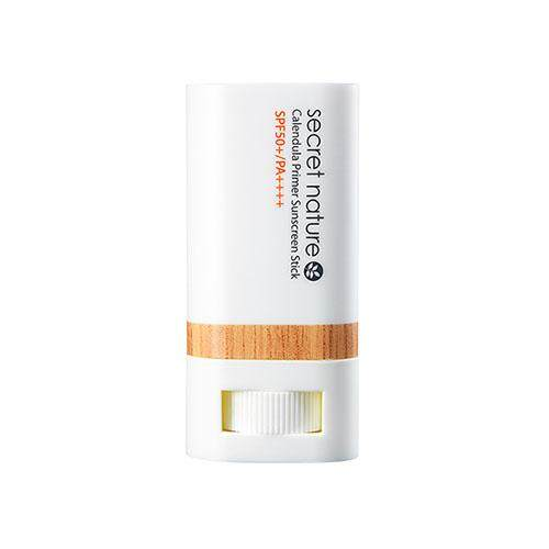 SECRET NATURE Calendula Primer Sunscreen Stick SPF50+ PA++++ 20g