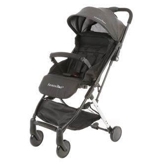 Akarana Baby Lightweight Compact One Hand Fold Kea Stroller K2-3381-B