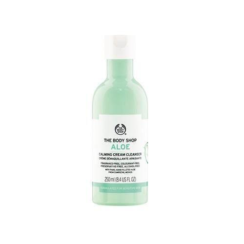 THE BODY SHOP Aloe Calming Cream Cleanser 250ml