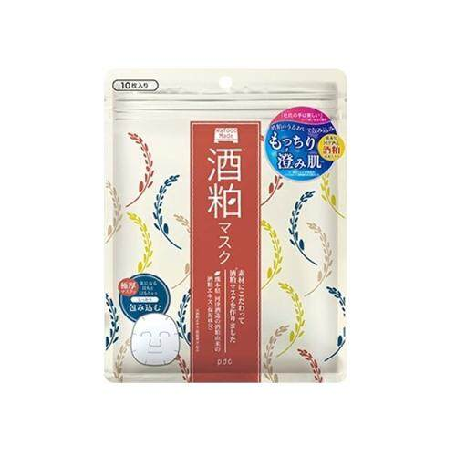 PDC Wafood Made Sake Face Mask 10pcs