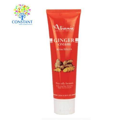 Asianic Ginger Cream 130ml