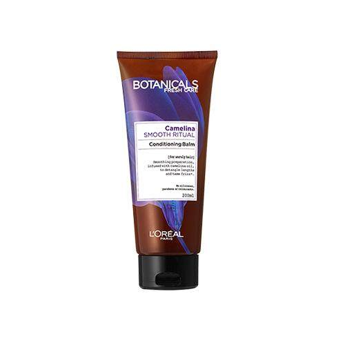 BOTANICALS BY LOREAL PARIS Camelina Smooth Ritual Conditioning Balm 200ml