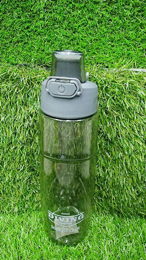800ML Sports Water Bottle Drinking Bottle (BGJAYA)