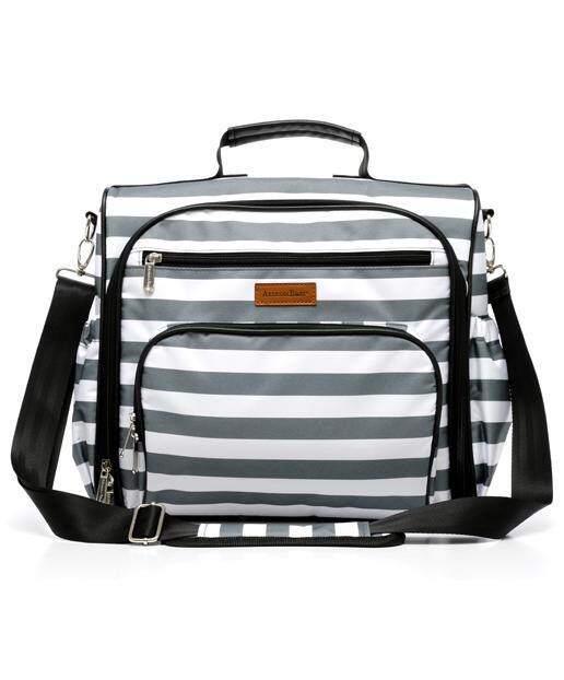 Akarana Baby Wiki Convertible Backpack Large Stripe
