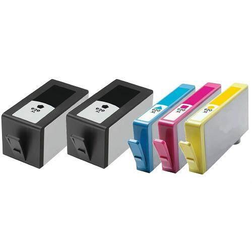 920 XL Compatible 920XL 5 Pack Ink Cartridge (B/C/M/Y)