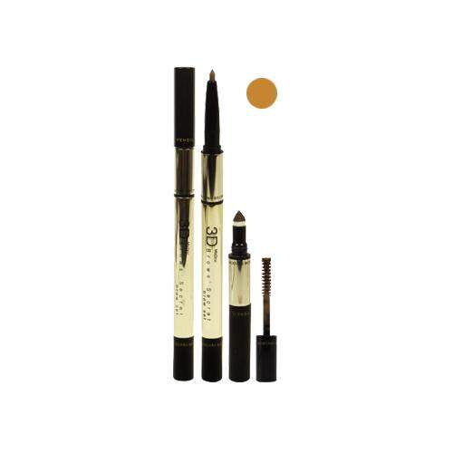 MISTINE 3D Brows Secret Brow Set - 02 Light Brown
