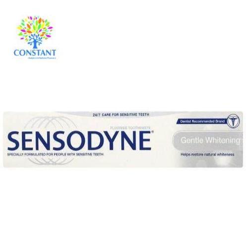 Sensodyne Gentle Whitening 100g