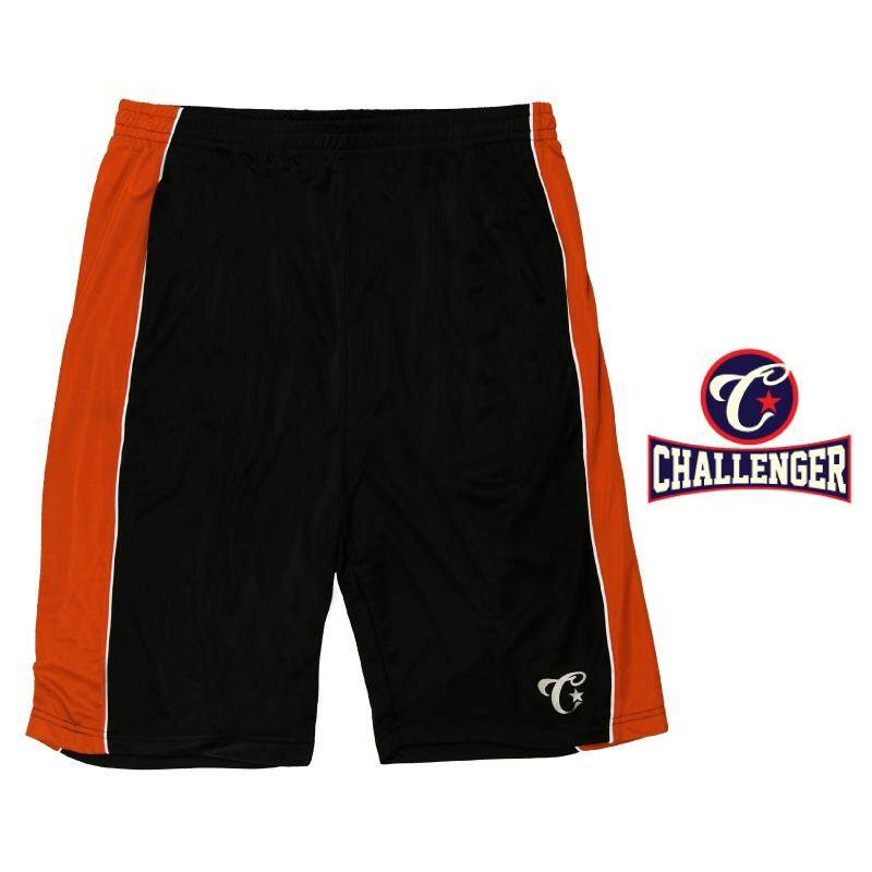 CHALLENGER BIG SIZE Sport Shorts CH5030 (Black)
