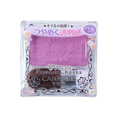 CANMAKE Cheeks Blusher 4g - PW39 Violet Purple