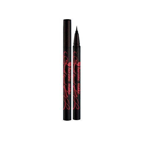 KISS ME Smooth Liquid Eyeliner 0.4ml - 03 Brown Black