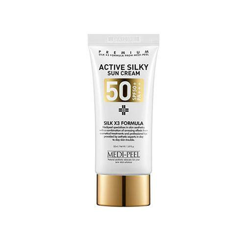 MEDI PEEL Active Silky Sun Cream 50ml