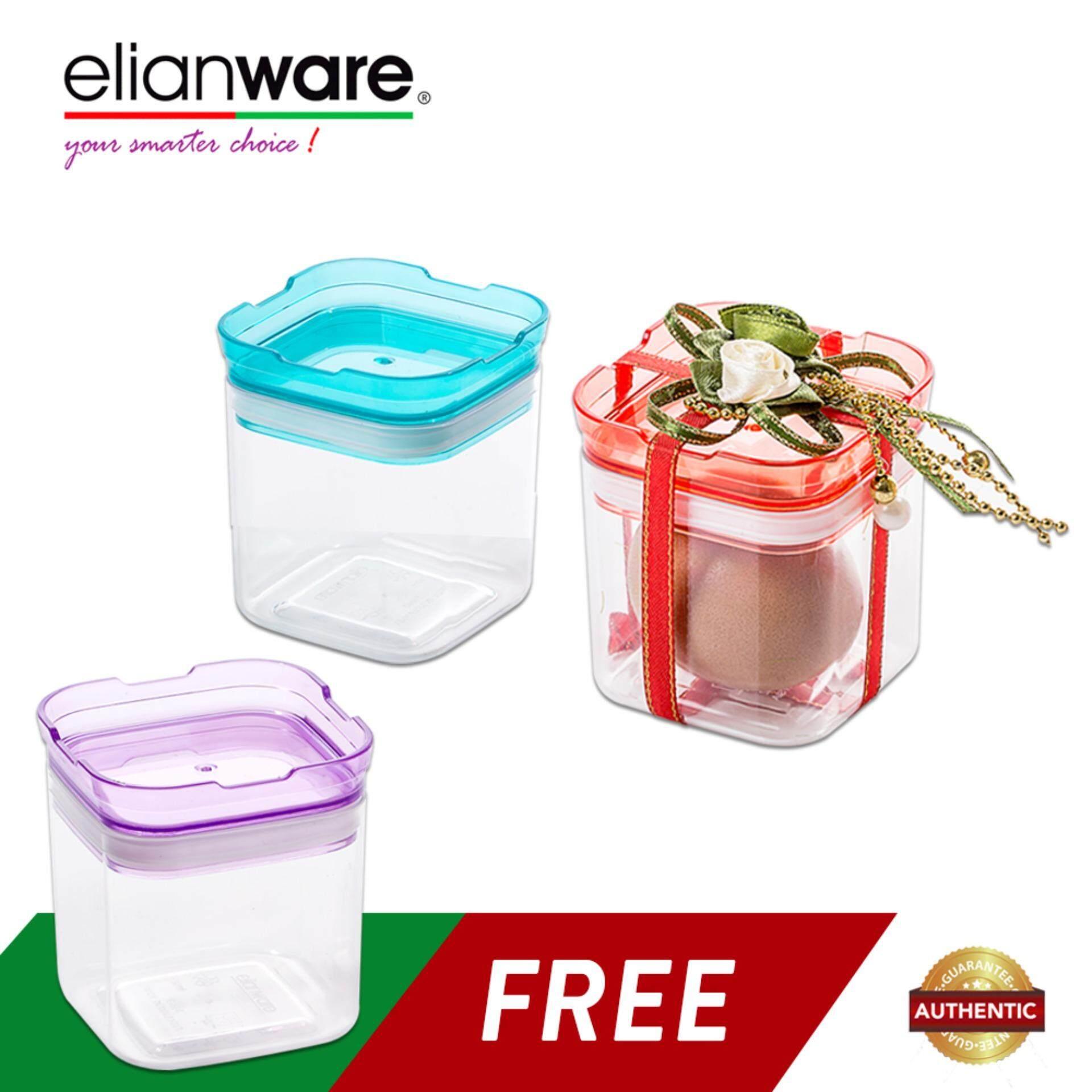 Elianware 150ml Wedding/Birthday Gifts Multipurpose Airtight Mini Container