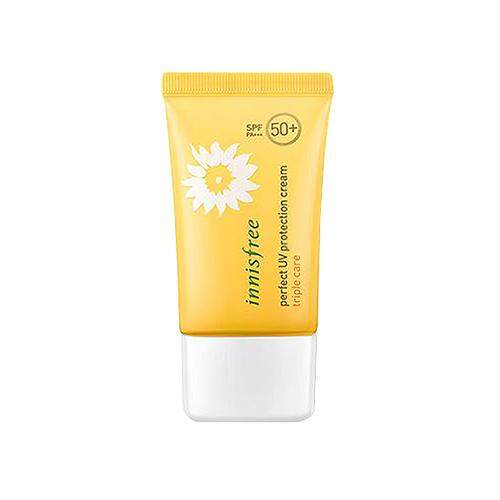 INNISFREE Perfect UV Protection Cream SPF50+ PA+++ 50ml - Triple Care