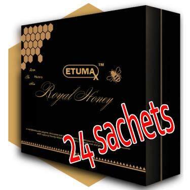 VIP Royal Honey 24*10 gram