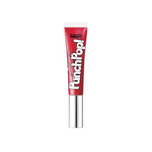 BENEFIT COSMETICS Punch Pop Lip Smoothie 7ml - Strawberry