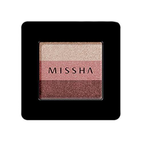 MISSHA Triple Shadow 2g - 06 Marsala Red