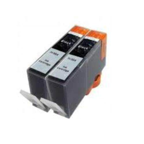564 XL Compatible 564XL Twin Pack Ink Cartridge (Black)
