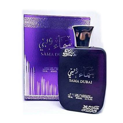 Sama Dubai Oud Perfume 100ml For Men and Women