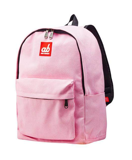 ab New Zealand Extra Space Kids School Canvas Backpack (Simplicity)