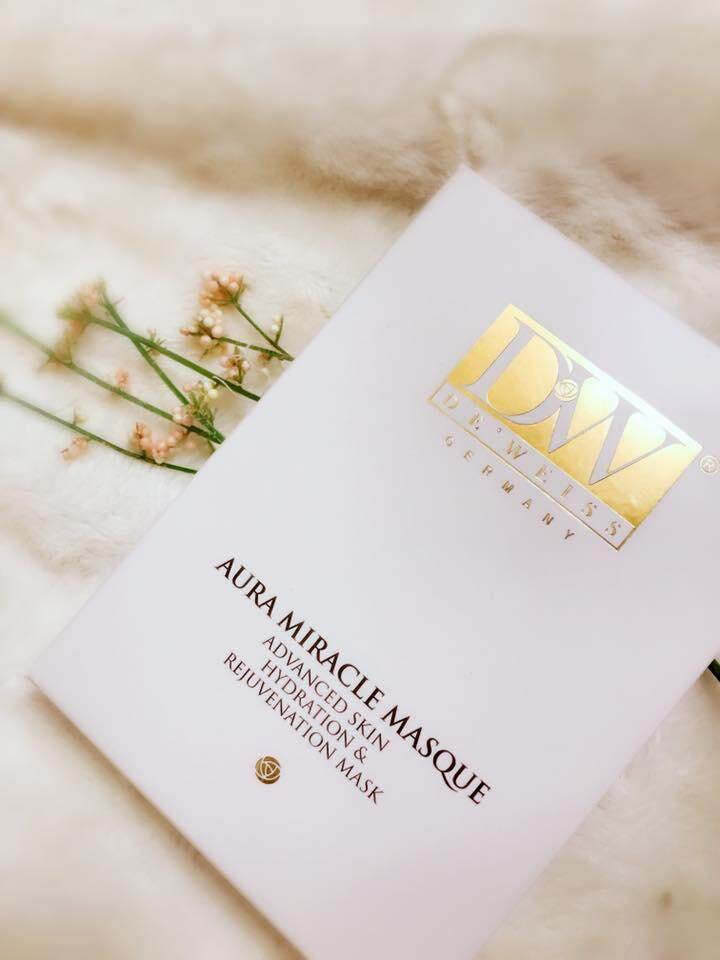 DeWeiss Aura Miracle Masque