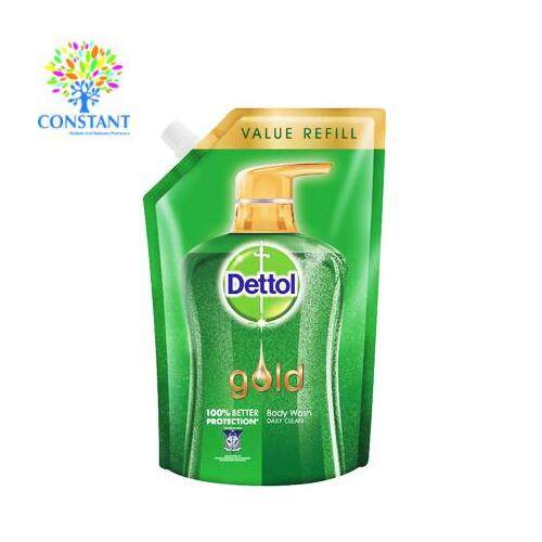 Dettol Body Wash Daily Clean Refill Pack 900ml