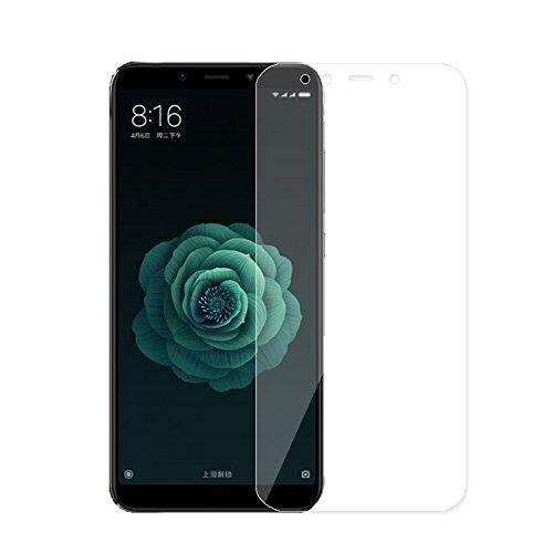 Tempered Glass for Xiaomi Redmi Note 5 Pro- 2.5D Curve Screen Protector [Transparent]