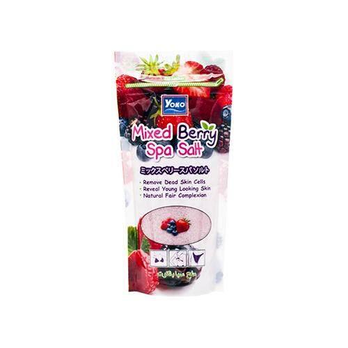 YOKO Spa Milk Salt 300g - Mixed Berry