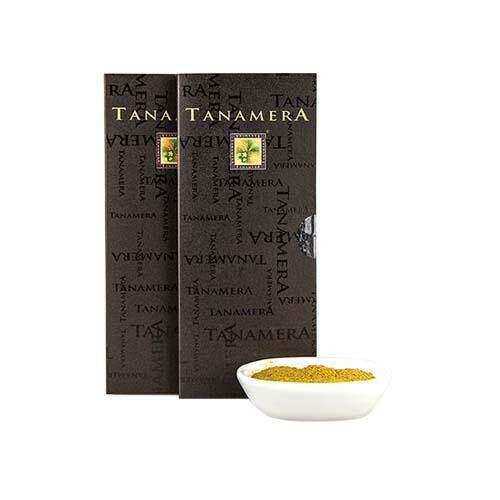 TANAMERA Facial Scrub 4pcs - Mangir