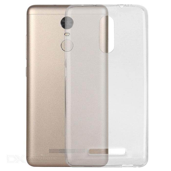 TPU Silicone Case for Xiaomi Redmi Note 3 (Transparent)