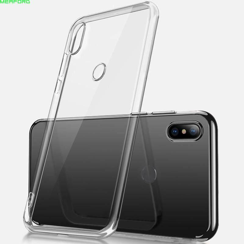 TPU Silicone Gel Soft Case for Xiaomi Mi 8 SE (Transparent)
