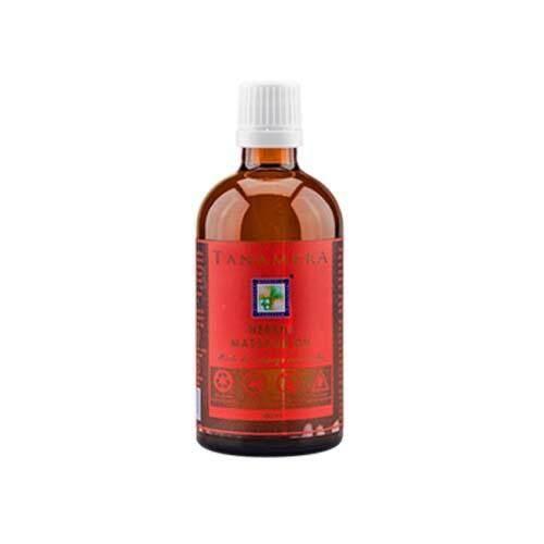 TANAMERA Massage Oil 100ml - Herbal