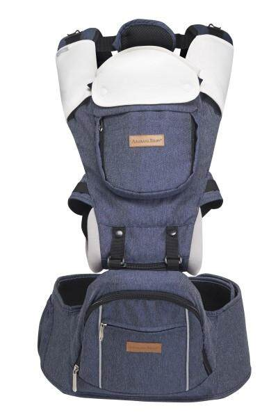 Akarana Baby Piri Baby Hipseat Carrier (Blue Jean)