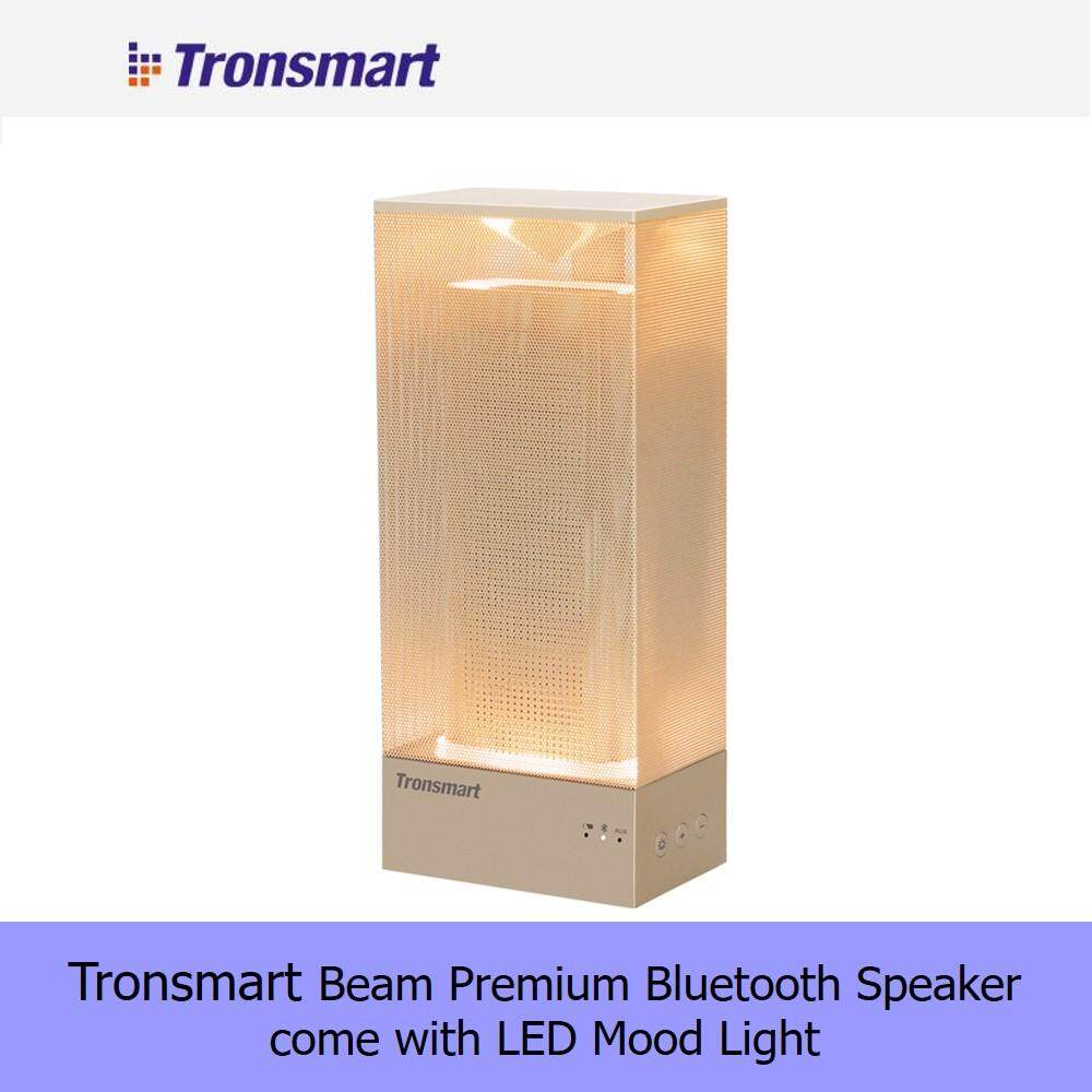 Tronsmart Beam Bluetooth 4.1 Speaker with LED Mood Lights for Home