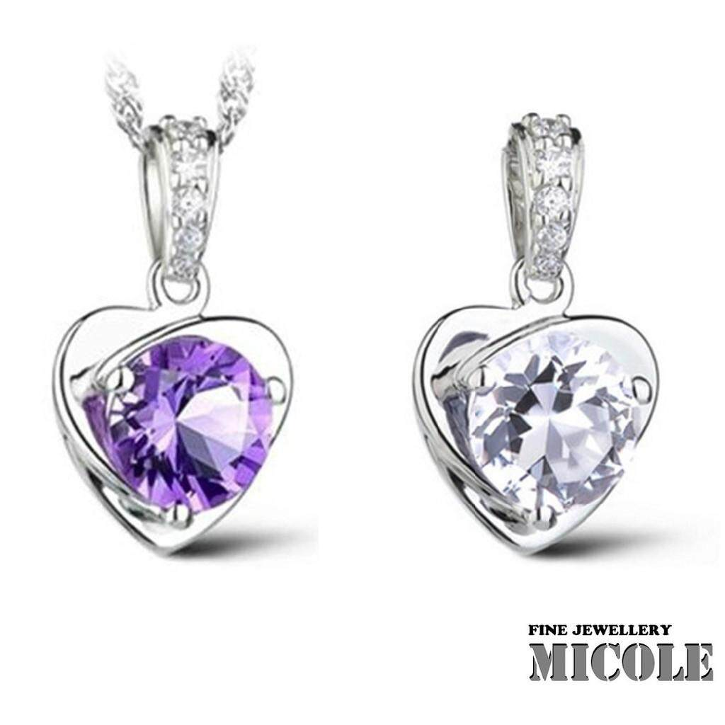 MICOLE M1011 Fashion Women Necklace Pendant