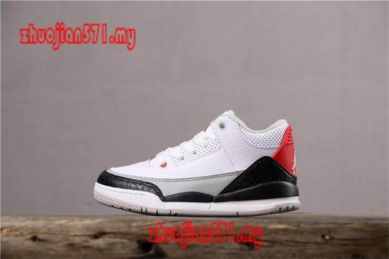 Original_Nike_Air_Jordan_3_Retro_Kids_Boys_Girls_Sports_Basketball_Shoes_Sneakers_AAJJ442 Cùng Khuyến Mại Sốc
