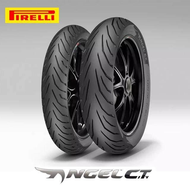 Pirelli Angel City Motorcycle Tubeless Tyre Tayar (120/70-17)